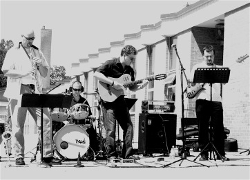 Live in Toronto (2006) - Adrian Greenaway (sax), Dave Patel (drums) and Bob Basa (bass)